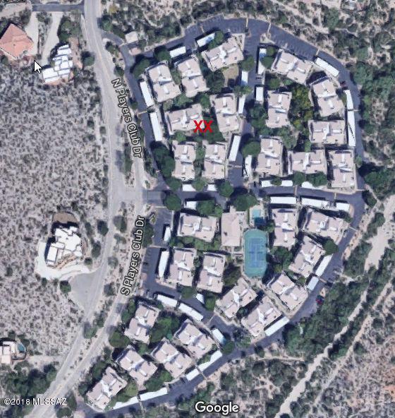 101 S Players Club Drive #16101, Tucson, AZ 85745 (#21829780) :: RJ Homes Team