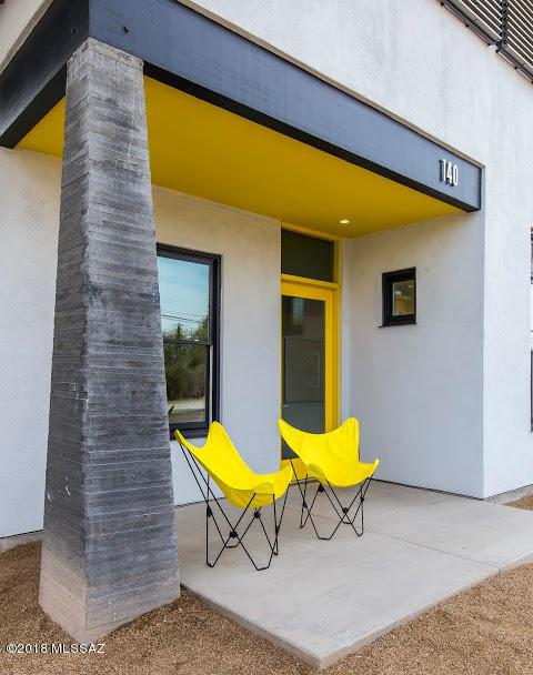 140 E 18Th Street, Tucson, AZ 85701 (#21831543) :: The Local Real Estate Group | Realty Executives