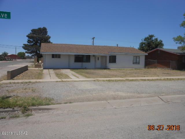 402 N Cochise Avenue, Willcox, AZ 85643 (#21831971) :: The Local Real Estate Group | Realty Executives
