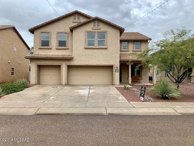 21126 E Independence Way, Red Rock, AZ 85145 (#21832228) :: Long Realty Company