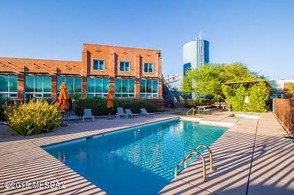 1001 E 17th Street #204, Tucson, AZ 85719 (#21832230) :: RJ Homes Team