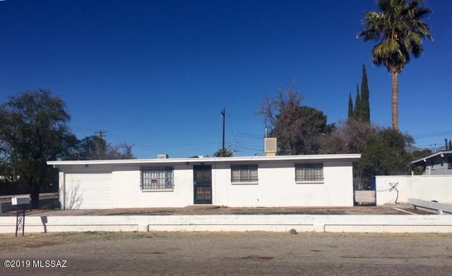 4301 E 28Th Street, Tucson, AZ 85711 (#21900412) :: Long Realty Company