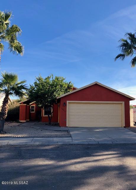 1883 W Egle Lane, Tucson, AZ 85705 (#21901885) :: Stratton Group