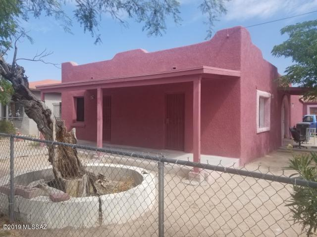 300 W 30th Street, Tucson, AZ 85713 (#21902194) :: Long Realty - The Vallee Gold Team