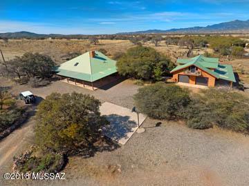 58 Holbrook Drive, Sonoita, AZ 85637 (#21903086) :: Long Realty Company