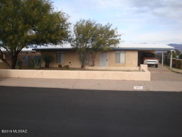 106 N Douglas Avenue, San Manuel, AZ 85631 (#21903499) :: The Josh Berkley Team