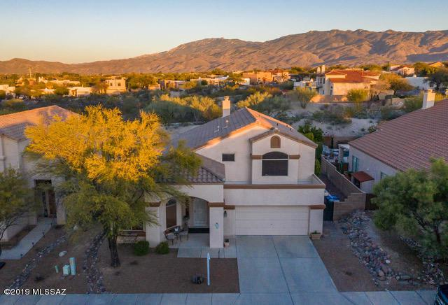 960 N Western Ridge Trail, Tucson, AZ 85748 (#21904537) :: The Josh Berkley Team