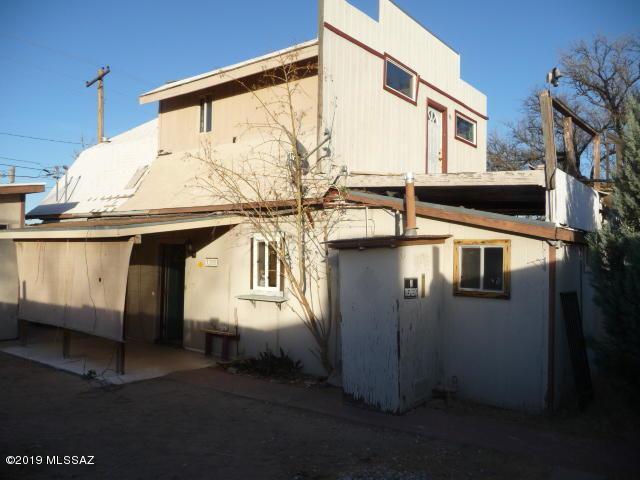 337 E 5Th Street, Benson, AZ 85602 (#21905920) :: Long Realty - The Vallee Gold Team