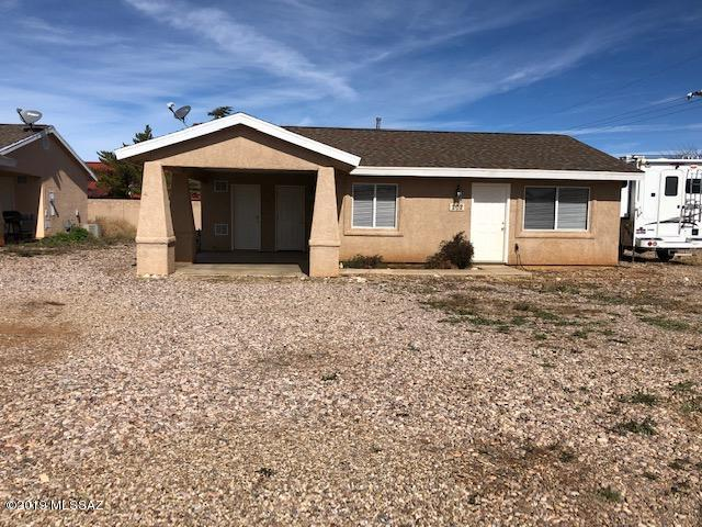 202 N Ford Street, Pearce, AZ 85625 (#21905947) :: The Local Real Estate Group | Realty Executives