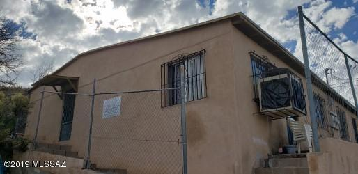 112 E Short Street #4, Nogales, AZ 85621 (#21906778) :: Long Realty Company