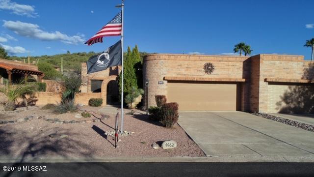 4662 N Camino Campero, Tucson, AZ 85750 (#21907077) :: Long Realty Company