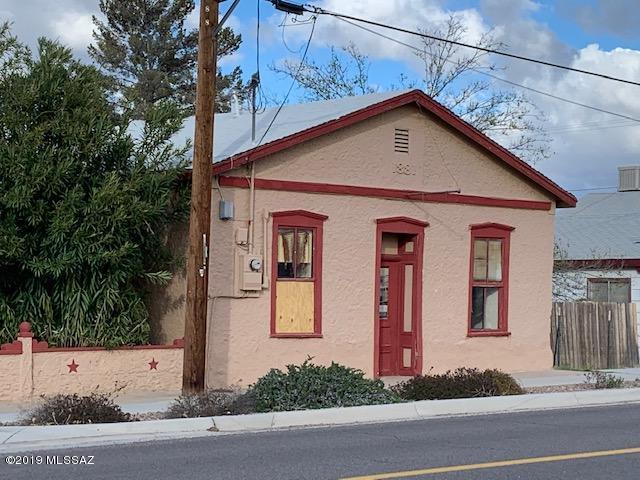 514 E Fremont Street, Tombstone, AZ 85638 (#21907146) :: Long Realty Company