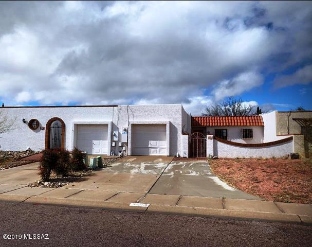 1149 Carmelita Drive, Sierra Vista, AZ 85635 (#21907806) :: Long Realty Company