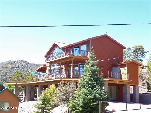 12617 Casa Grande Avenue, Mt. Lemmon, AZ 85619 (#21908205) :: Keller Williams