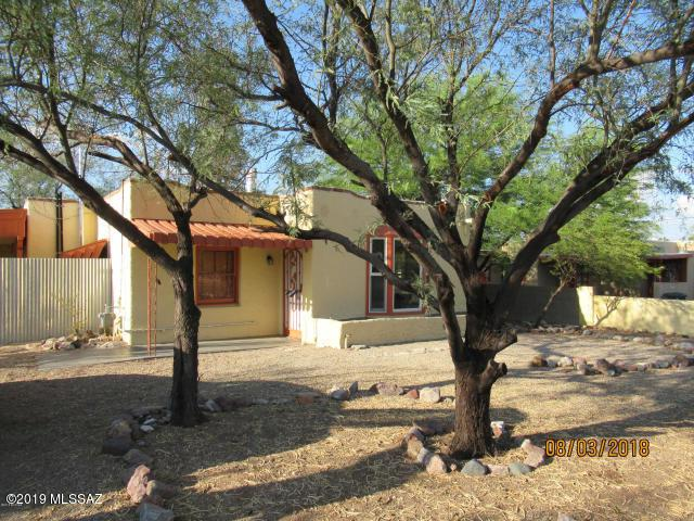 2923 E Edison Street, Tucson, AZ 85716 (#21909890) :: Long Realty - The Vallee Gold Team