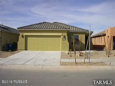 10389 Yew Place, Tucson, AZ 85747 (#21910283) :: Long Realty - The Vallee Gold Team
