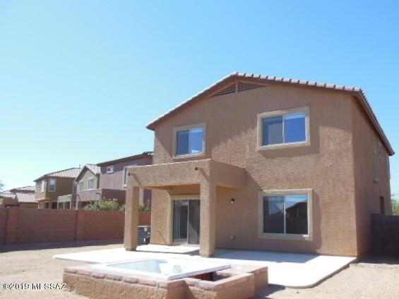 1025 E Mount Shibell Drive, Sahuarita, AZ 85629 (#21910937) :: Gateway Partners | Realty Executives Tucson Elite