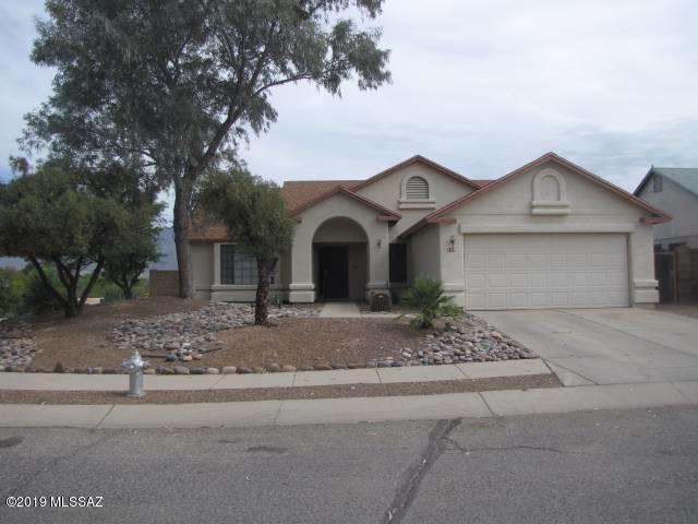9155 E Spire Lane, Tucson, AZ 85715 (#21912793) :: Long Realty - The Vallee Gold Team