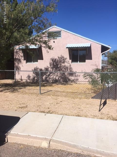 279 E 6Th Street, Benson, AZ 85602 (#21913017) :: Long Realty Company
