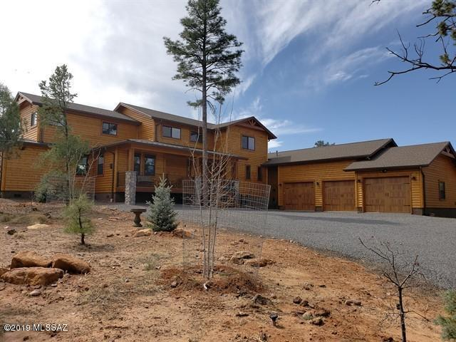 101 S Falling Leaf Road, Show Low, AZ 85901 (#21913025) :: The Local Real Estate Group | Realty Executives