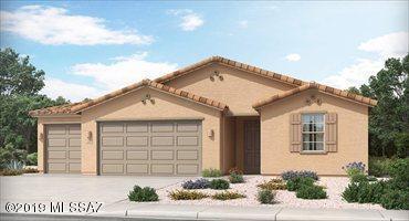 12130 N Caravelle Place, Marana, AZ 85653 (#21914064) :: Long Realty Company