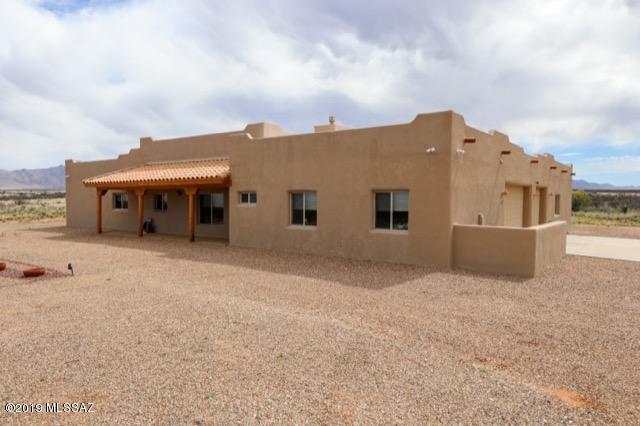 5471 E Cochise Trail, St. David, AZ 85630 (#21914746) :: Long Realty Company