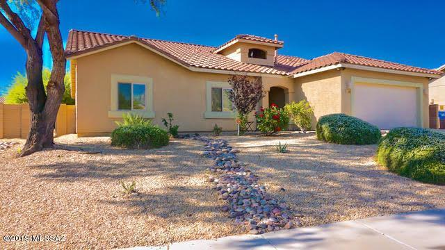 3701 E Northern Dancer Road, Tucson, AZ 85739 (#21915563) :: Long Realty Company