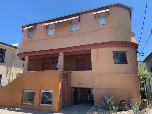 128 N Hoff Avenue, Tucson, AZ 85705 (#21916221) :: Long Realty Company