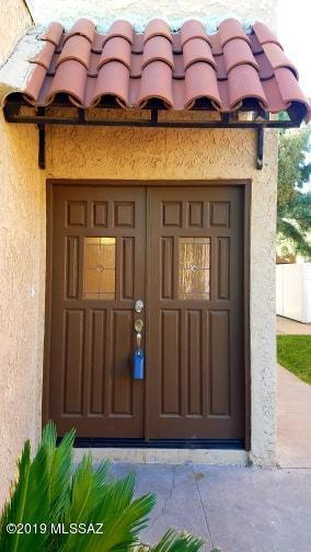6609 Calle La Paz Unit C, Tucson, AZ 85715 (#21916346) :: The Local Real Estate Group | Realty Executives
