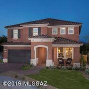 12556 N School Day Drive, Marana, AZ 85653 (#21917738) :: Long Realty Company
