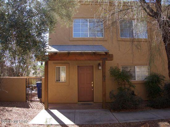 500 N Forgeus Avenue #102, Tucson, AZ 85716 (#21918834) :: Luxury Group - Realty Executives Tucson Elite