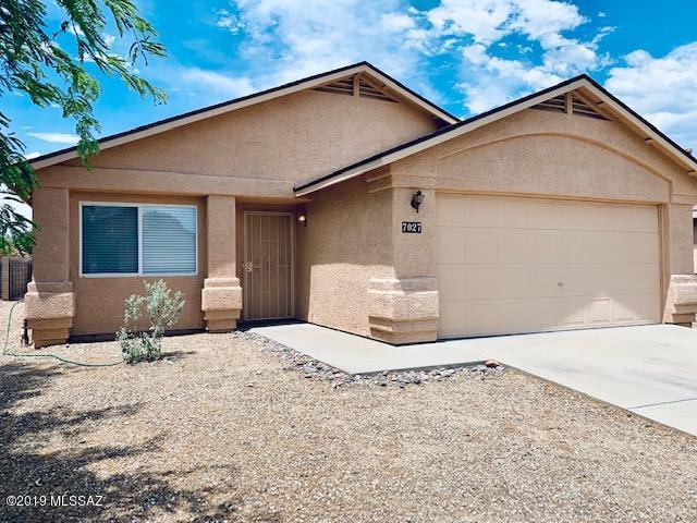 7027 E Fighting Falcon Place, Tucson, AZ 85730 (#21919029) :: Long Realty Company