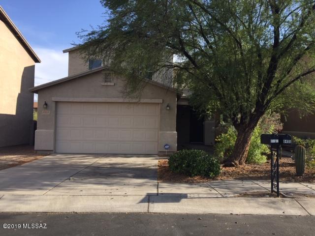 8455 N Placita De La Manzana, Tucson, AZ 85742 (#21919093) :: Long Realty Company