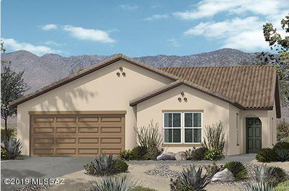 12564 N School Day Drive, Marana, AZ 85653 (#21919624) :: Long Realty Company