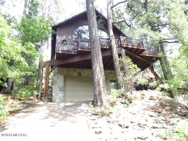 12648 N Sabino Canyon N, Mt. Lemmon, AZ 85619 (#21920445) :: eXp Realty