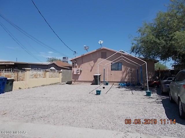 820 W Calle Retama, Tucson, AZ 85705 (#21920538) :: Tucson Property Executives