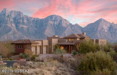 13954 N Silver Cloud Drive, Oro Valley, AZ 85755 (#21920836) :: Long Realty Company