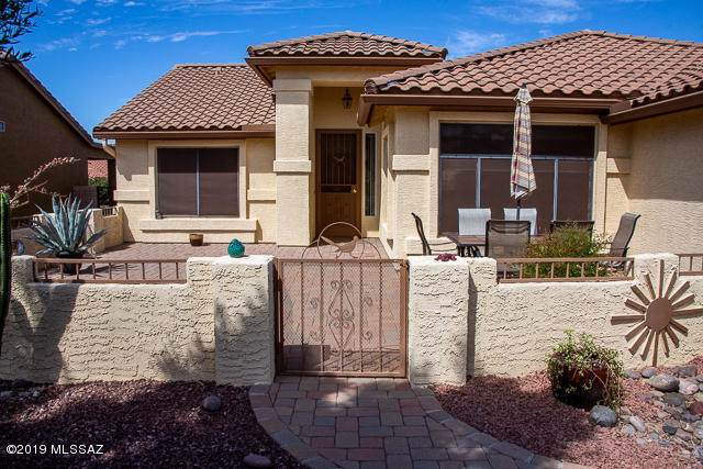 849 N Cowboy Canyon Drive, Green Valley, AZ 85614 (#21923832) :: Long Realty - The Vallee Gold Team