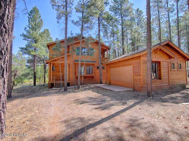 2600 Snowberry Loop, Show Low, AZ 85901 (#21924129) :: Long Realty - The Vallee Gold Team