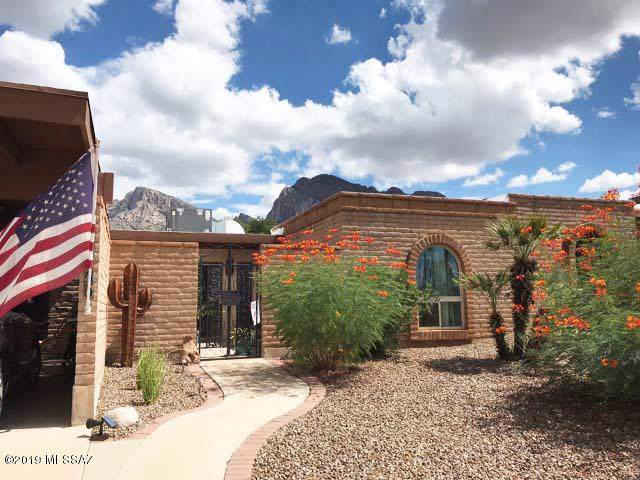 10190 N Valle Del Oro Drive, Oro Valley, AZ 85737 (#21924236) :: Long Realty - The Vallee Gold Team