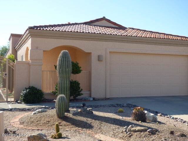 202 N Royal Bell Drive, Green Valley, AZ 85614 (#21924251) :: Long Realty - The Vallee Gold Team