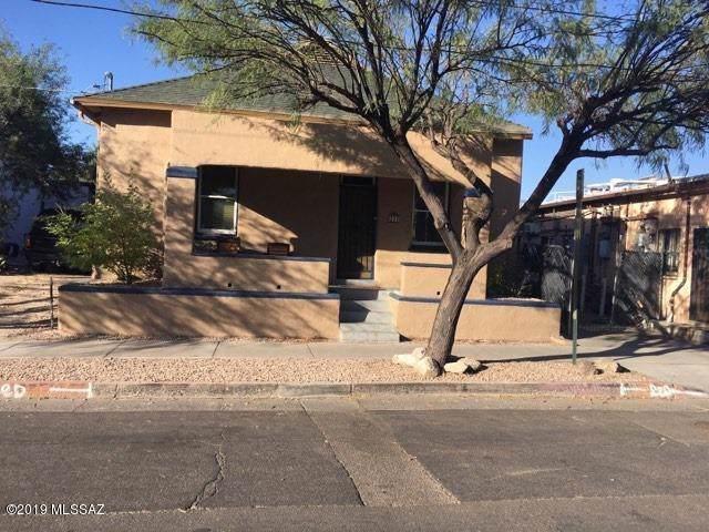331 E 5Th Street, Tucson, AZ 85705 (#21925370) :: Luxury Group - Realty Executives Tucson Elite
