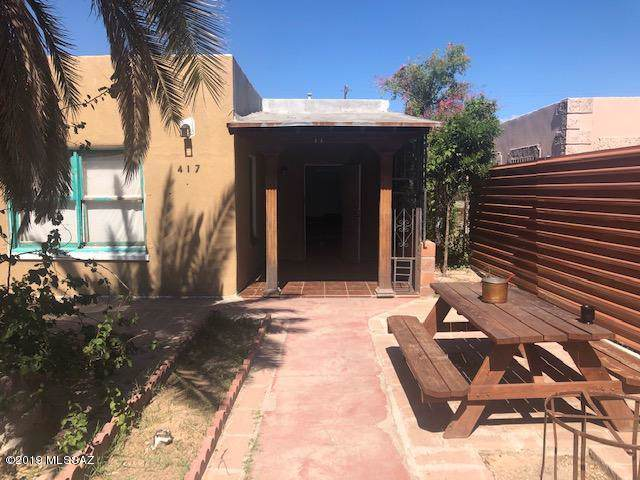 415-417 E 23Rd Street, Tucson, AZ 85713 (#21925870) :: Long Realty - The Vallee Gold Team