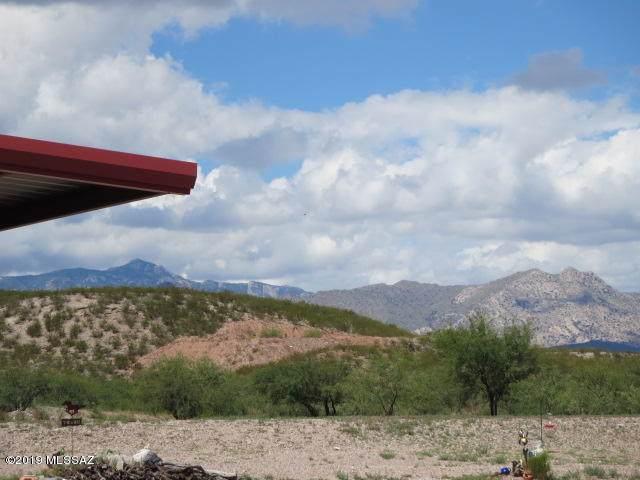 1055 W Del Lago Way, Benson, AZ 85602 (MLS #21925953) :: The Property Partners at eXp Realty