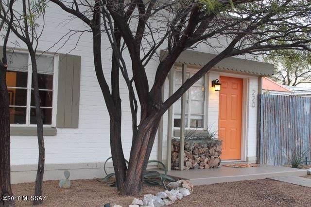 220 N Tyndall Avenue, Tucson, AZ 85719 (#21925979) :: Luxury Group - Realty Executives Tucson Elite