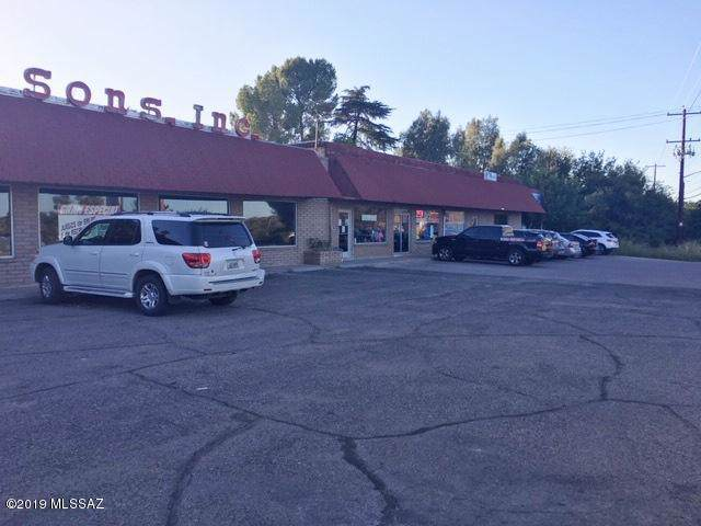 1213 N Grand Avenue, Nogales, AZ 85621 (#21926548) :: Long Realty Company