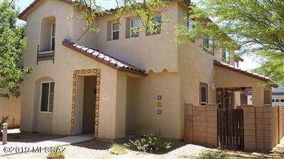 2763 N Saramano Lane, Tucson, AZ 85712 (#21926681) :: The Josh Berkley Team