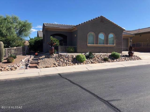 5855 S Turquoise Mountain Drive, Green Valley, AZ 85622 (#21926851) :: The Josh Berkley Team