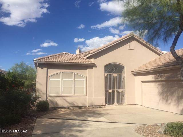 807 S Deer Meadow Loop, Tucson, AZ 85701 (#21926953) :: The Local Real Estate Group | Realty Executives