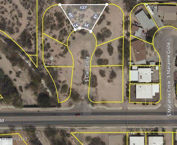 6056 S Clair Circle #19, Tucson, AZ 85709 (#21927315) :: Long Realty - The Vallee Gold Team